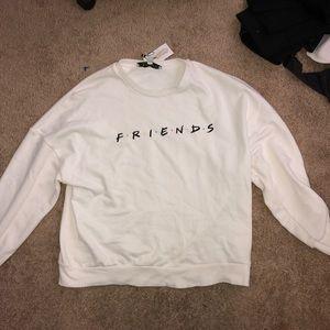 Sweaters - Friends crew neck